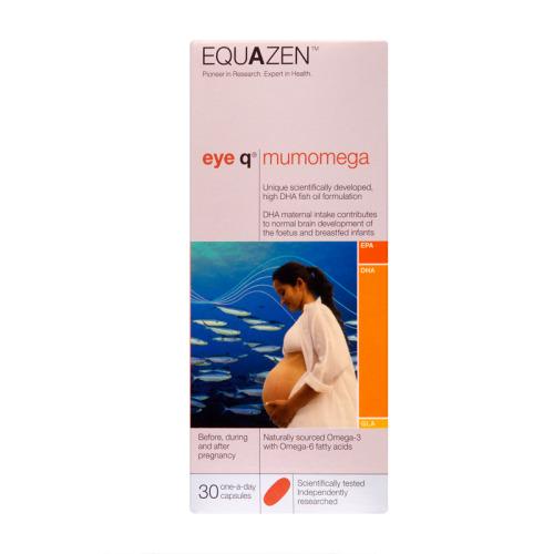Equazen Omega 3&6 Mumomega Pregnancy 30 Caps