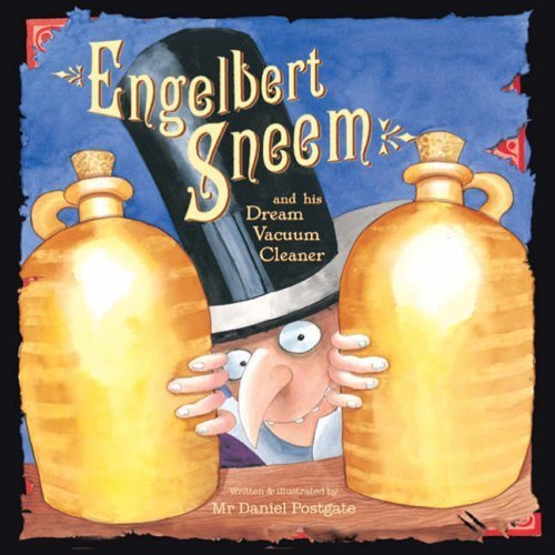 Engelbert Sneem and his Dream Vacuum Cleaner