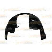 Ford Transit Connect 2003- Front Wing Arch Liner Splashguard Right O/s