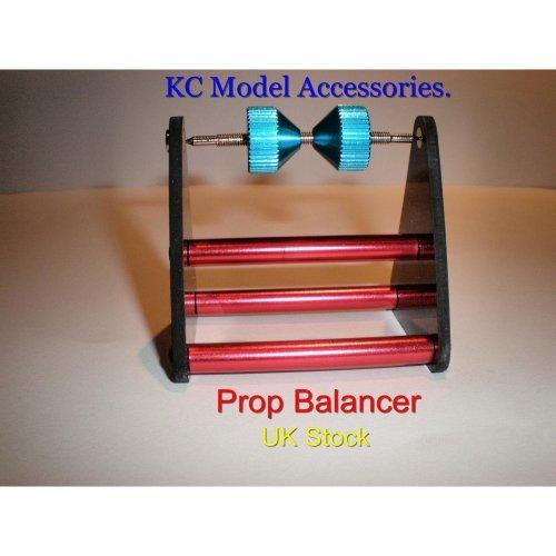 Propeller Balancer Magnetic Carbon Fibre Stand  Quads EMP Plane Props UK Stock
