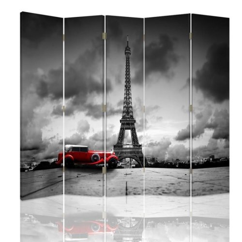 Eiffel Tower Screen/Room Divider