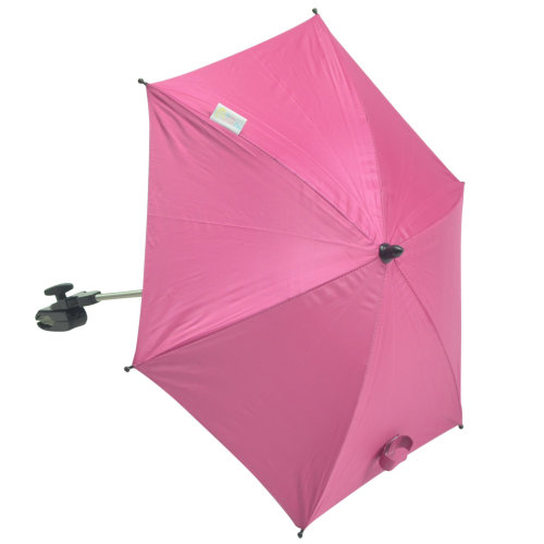 Baby Parasol compatible with Chicco Liteway Hot Pink
