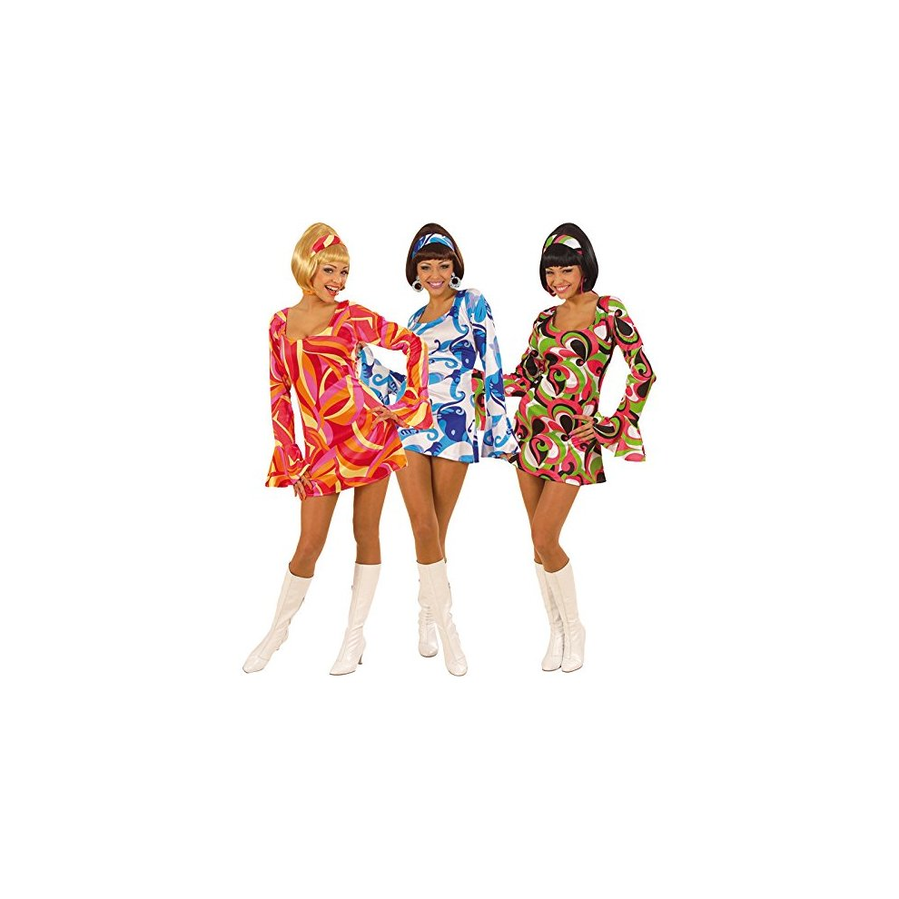 Chick habit vintage sixties gogo dance tease