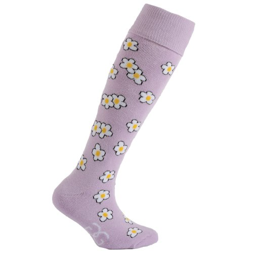 Horizon Childrens/Kids Garden Gallery Floral Wellie Socks