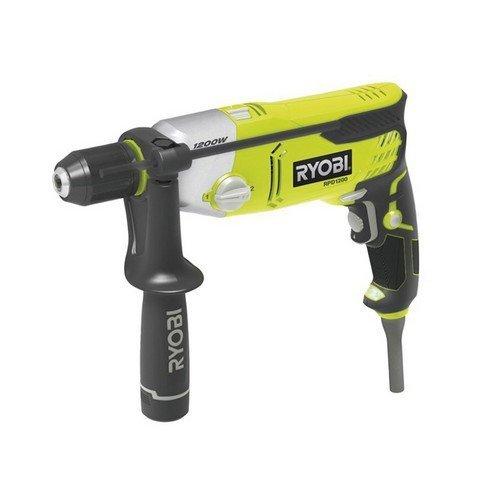 Ryobi 5133002068 RPD1200-K Percussion Drill 1200 Watt 240 Volt