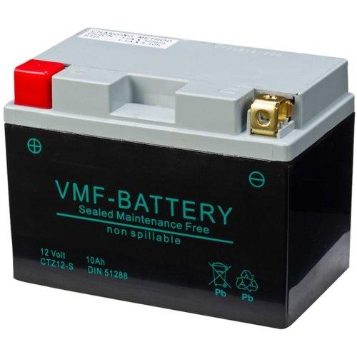 VMF Powersport AGM Battery 12 V 10 Ah FA YTZ12-S