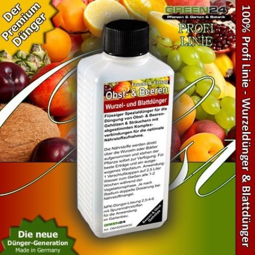 Berry & Fruit Plant Food - Liquid Fertilizer HighTech NPK