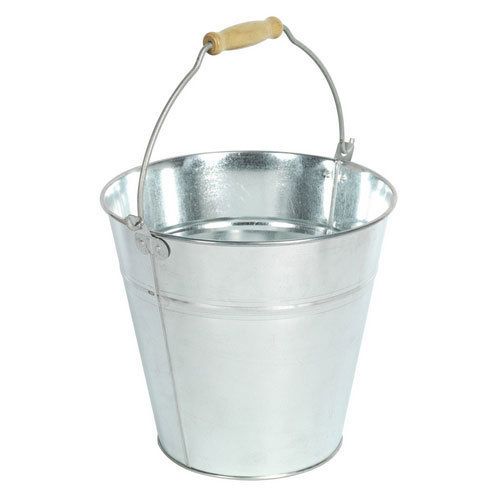 Sealey BM10 14ltr Galvanized Bucket