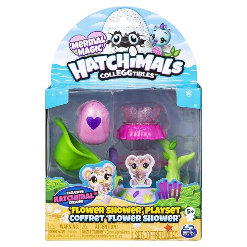 Hatchimals Colleggtibles Series 5 - Flower Shower Playset