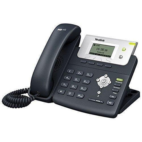 Yealink Full Duplex speakerphone with Headset port Entry Level IP Phone (T21PN)