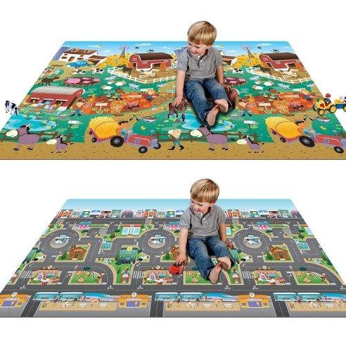 Play Mat Farm/City