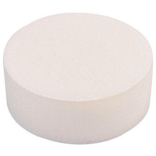 Draper 48198 90mm Polishing Sponge - White
