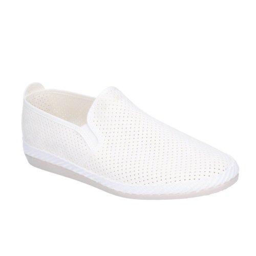 Flossy Mens Vendarval Slip On Espadrille Shoe