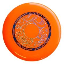 Discraft 160 gram Sky Styler Sport Disc, Orange