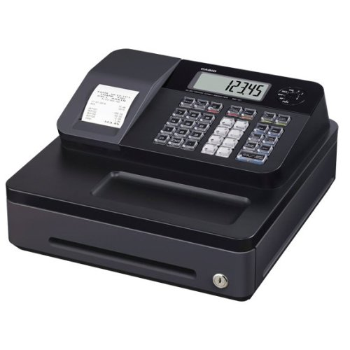 Casio SE-G1 Thermal Transfer LCD cash register