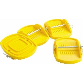 Brunner Carapad Caravan Supporting Plates (Pack Of 4)