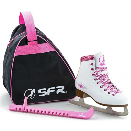 SFR Junior Ice Skate Pack (UK 1)