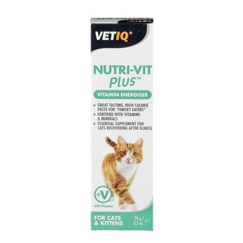 VetIQ Nutri-Vit Plus For Cats And Kittens