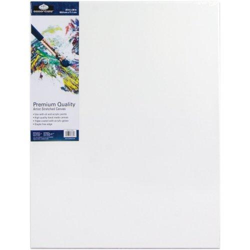 """essentials(TM) Premium Stretched Canvas-22""""X28"""""""