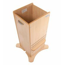 Little Helper FunPod Kitchen Safety Stand - Maple