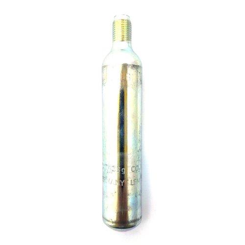 33 GRAM CO2 Cylinder for Lifejackets - zinc coated