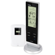 Alecto Wireless Weather Station WS-1150 Silver