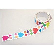 Pbx2470973 - Playbox - Stickers on Roll (hearts) - 870 Pcs
