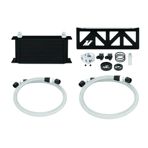 Mishimoto MMOC-BRZ-13BK Subaru BRZ / Scion FR-S Oil Cooler Kit, 2013+, Black