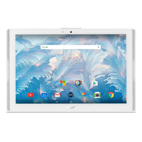 Acer Iconia One 10 B3-A40 Tablet (MediaTek 8167 Cortex A35 1.3GHz Processor, 2 GB RAM, 16GB eMMC, 10.1 inch Display, Android 7.0, White)