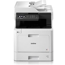 Brother MFC-L8690CDW Colour Laser Printer <br> A4 <br> Print, Copy, Scan, Fax, Duplex Two-Sided Printing & Wireless