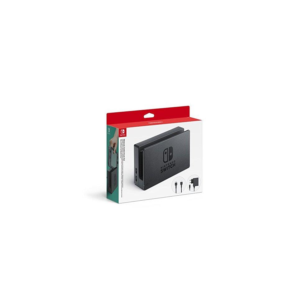 Nintendo Switch Dock Set (EU Plug) (Switch) (New)