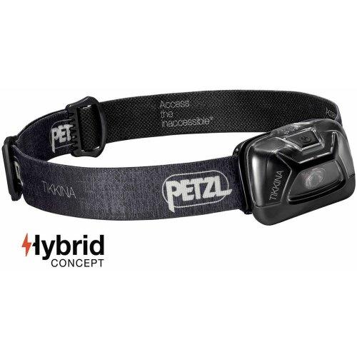 Petzl Tikkina Headlamp 150 Lumens (Black)