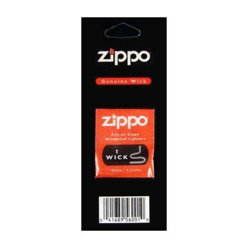 Genuine Zippo Lighter Wick. Single Pack. New Sealed