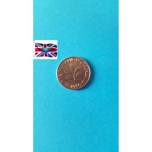 """Germany - Federal Republic 1950 """"1 Pfennig"""