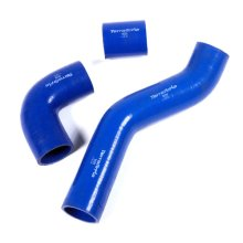 LAND ROVER DISCOVERY 300 TDi SILICONE INTERCOOLER HOSE KIT BLUE