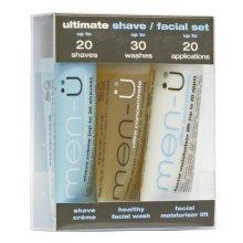 Men-U Ultimate Shave Facial Set