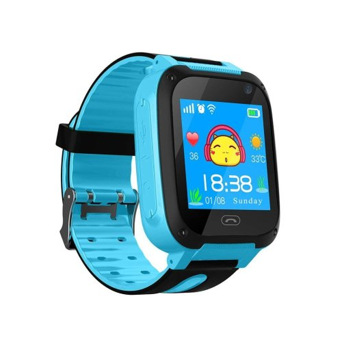 Kids Smart Watch Phone, GPS Tracker Smart Wrist Watch for 3-12 Year Old Boys Girls with SOS Camera Sim Card Slot Touch Screen Game Smartwatch...