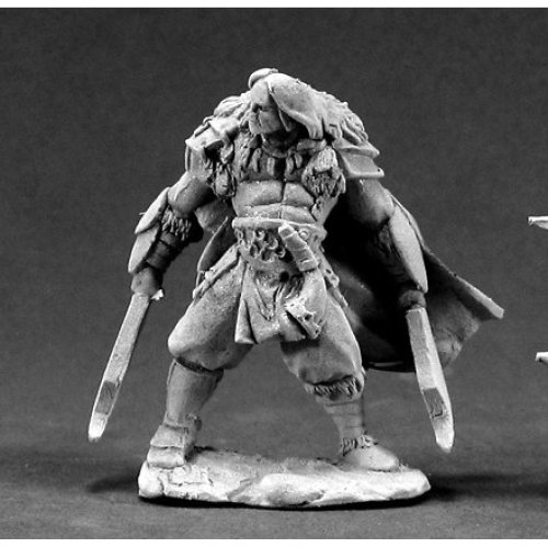 Reaper Dark Heaven Legends 03362 Kjell Bloodbear, Barbarian
