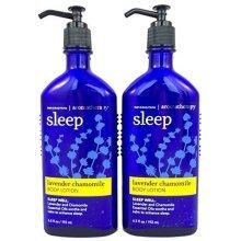 Bath Body Works Aromatherapy Sleep Lavender Chamomile 6.5 oz Body Lotion - 2 PAC
