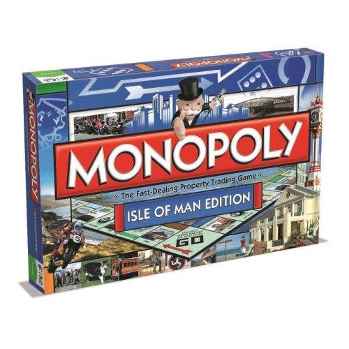 Isle of Man Monopoly Game