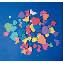 Pbx2470207 - Playbox - Foam Figures - 250 Pcs
