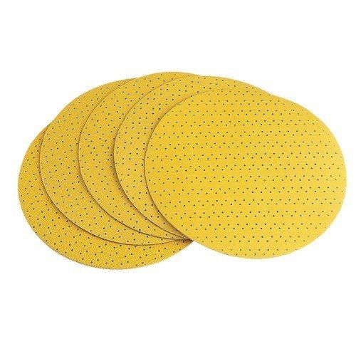 Flex Power Tools 280.739 Hook & Loop Sanding Paper Perforated 40 Grit Pack of 25