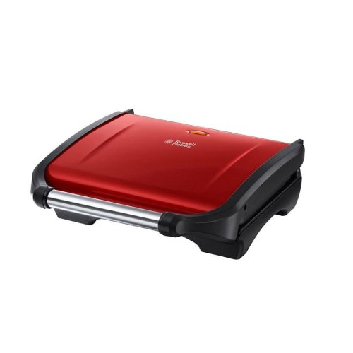 Russell Hobbs 19921-56 'Colours' 5 Portion Health Grill 1630W Red