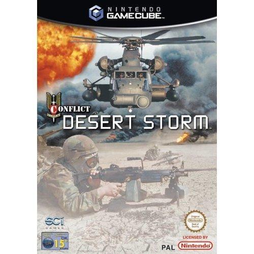 Conflict: Desert Storm (GameCube)
