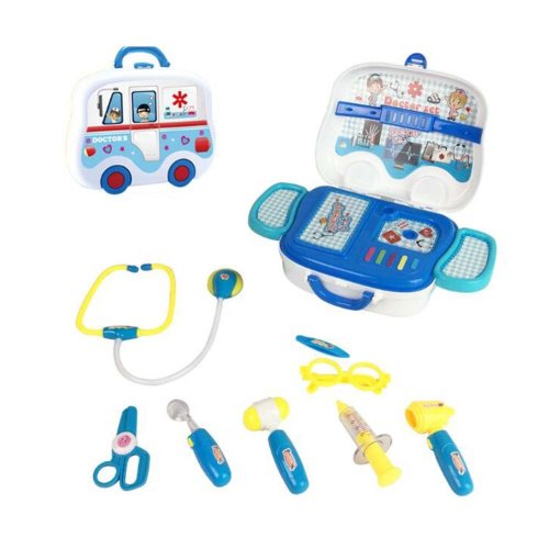 Interesting Children Toys Medical Toys Blue