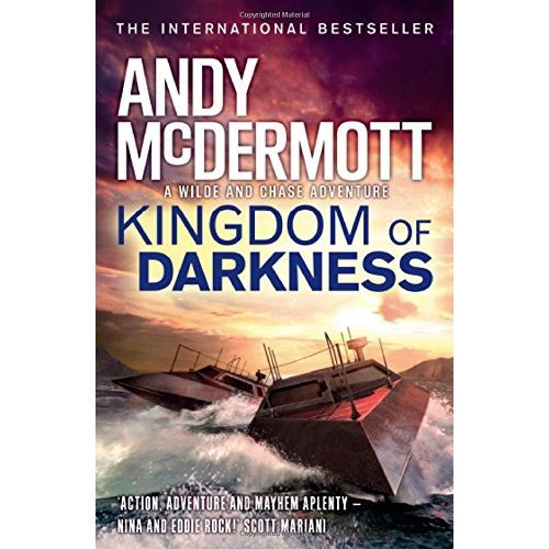 Kingdom of Darkness (Wilde/Chase 10)
