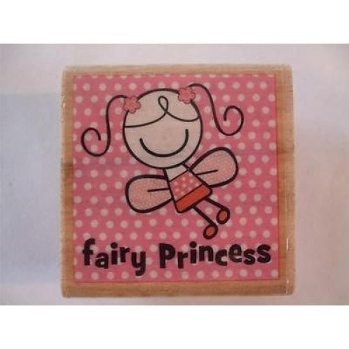 Dovecraft Smirk Stamps - Naughty But Nice - Fairy Princess