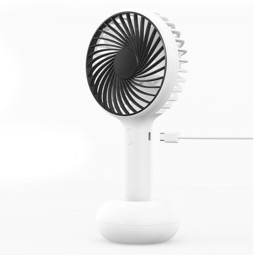 YKMY Portable Handheld Mini Fan Battery Operated Cooling Fan Electric Personal Fans For Home, Office, Outdoor Travel