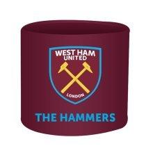 West Ham United F.c. Fabric Lamp Shade (16x20x20 Cm) -