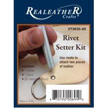 Rivet Setter Kit-Nickel